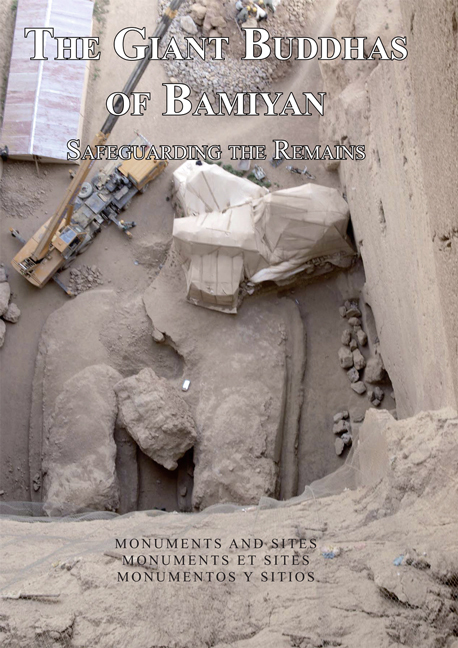 The Giant Buddhas of Bamiyan · Safeguarding the Remains