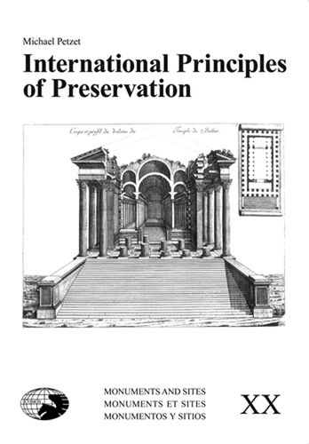 International Principles of Preservation